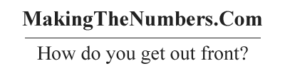 Making The Numbers
